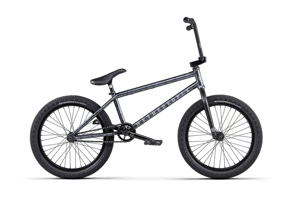 We The People BMX Bikes We The People 2020 Revolver BMX Ghost Grey 21TT