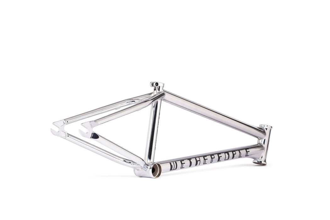 We The People BMX Parts We The People Battleship Frame Chrome