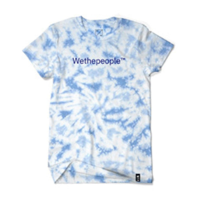 We The People Clothing & Shoes We The People Embroidery T-shirt Tie Dye