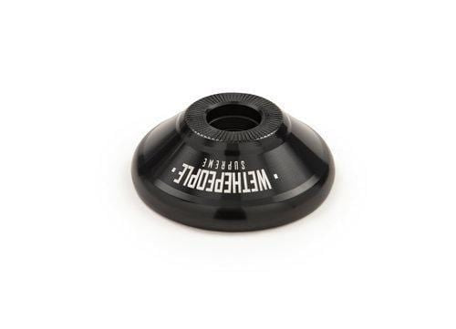 We The People BMX Parts We The People Supreme Hub Guard Alloy Black