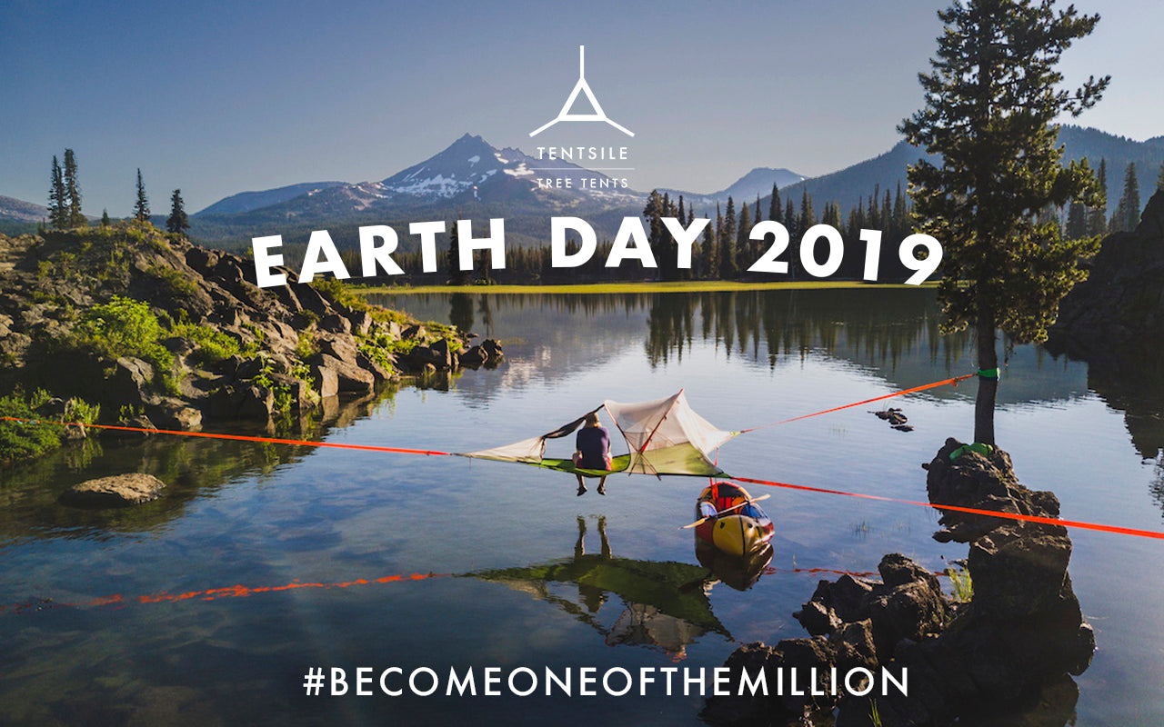Tentsile's Top 5 Tips to Make Earth Day Every Day