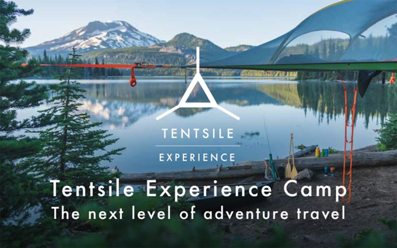 Tentsile Experience Camps: The Next Level Of Adventure Travel