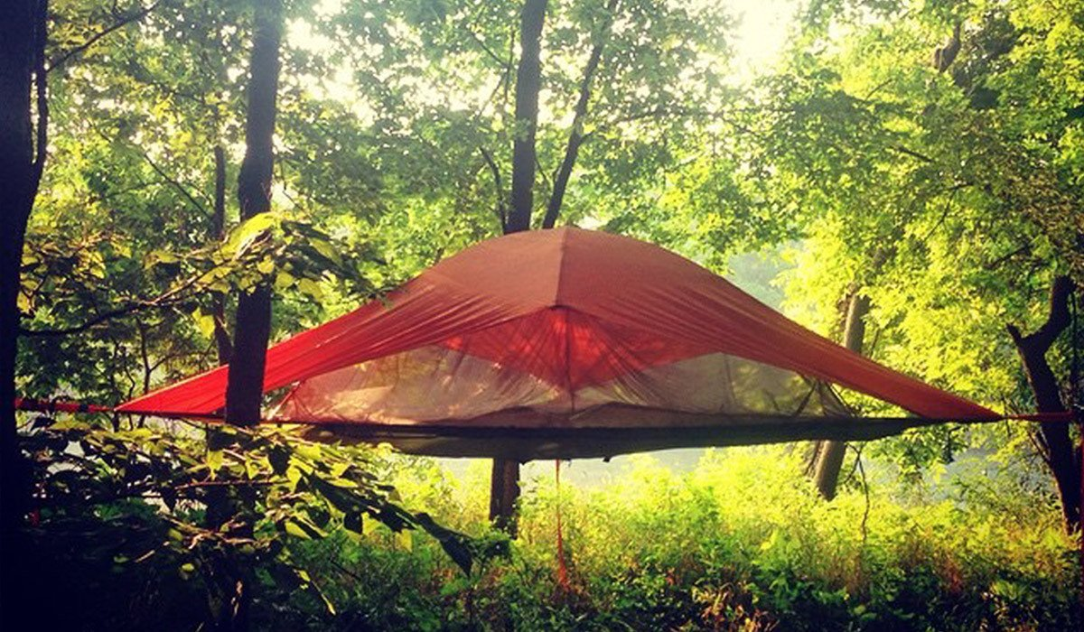 3 Ideal Campgrounds For Tree Tent Camping In National Parks