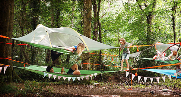 Tentsile Stingray 3-person hängmatta tältbunt