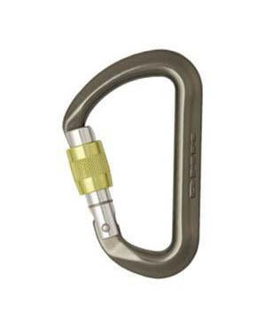 DMM Screwgate Carabiner for Suspended Tents