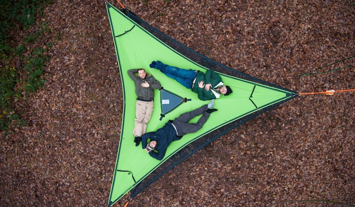 Pre-Loved: Trillium Triangle Hammock