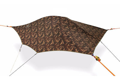 Flite 2-Person Hammock Tent with Camo Rainfly