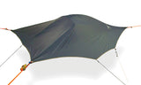 Dark Grey Tentsile Flite+ backpacking hammock tent.