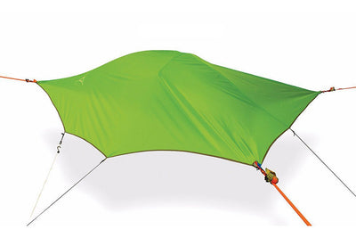 Flite 2-Person Hammock Tent with Fresh Green Rainfly