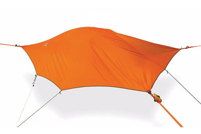 Flite 2-Person Hammock Tent with Orange Rainfly