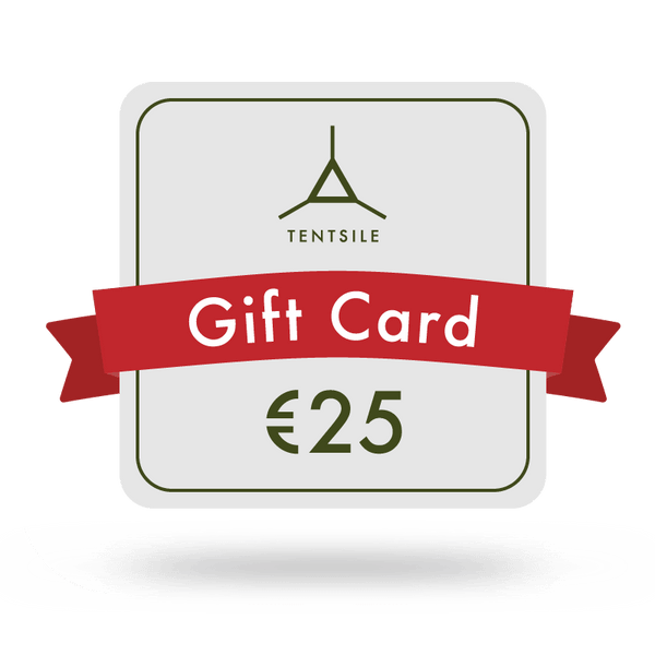 Tentsile Tree Tents €25 gift card