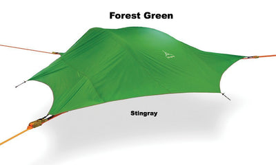 Spare Forest Green Rainfly for Stingray 3-Person Tree Tent