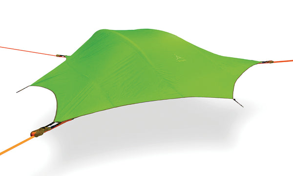 Fresh Green Tentsile Stingray tree tent hammock.