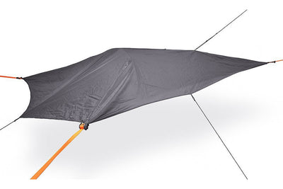 UNA 1-Person Hammock Tent with Dark Grey Rainfly