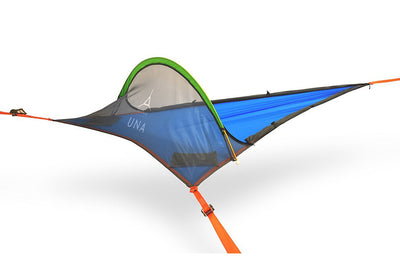 UNA 1-Person Hammock Tent without Rainfly or Insect Mesh