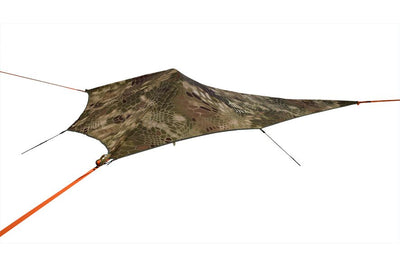 UNA 1-Person Hammock Tent with Predator Rainfly
