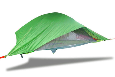 Vista 3-Person Modular Tree Tent with Forest Green Rainfly
