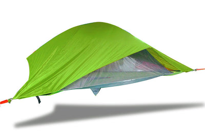 Vista 3-Person Modular Tree Tent with Fresh Green Rainfly