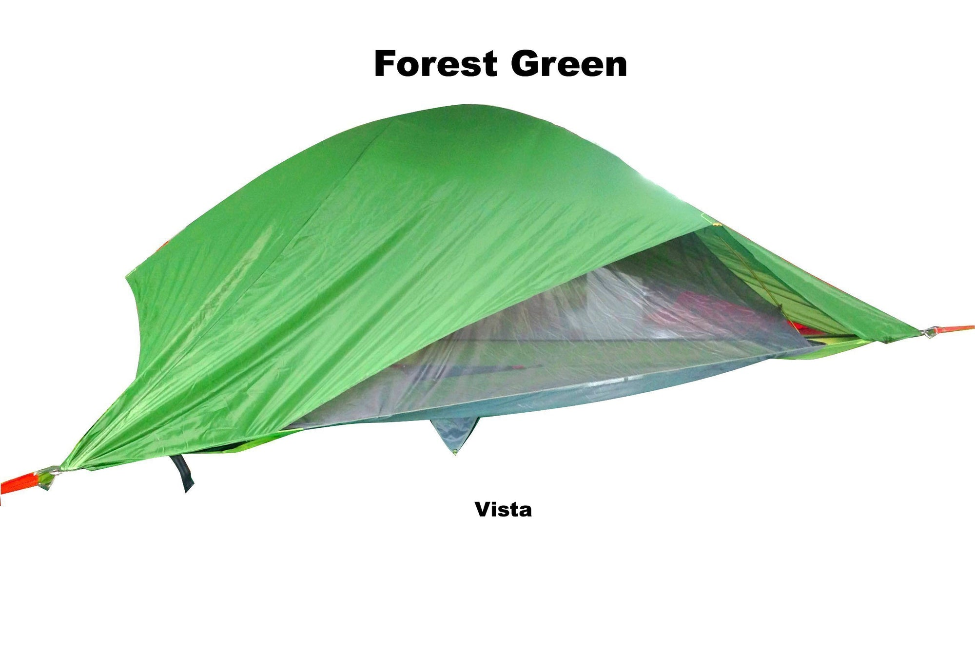 Spare Forest Green Rainfly for Vista 3-Person Modular Tree Tent