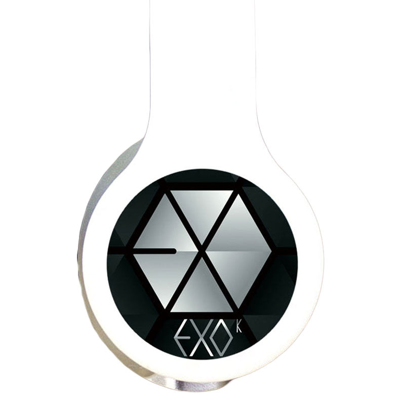 EXO Custom Logo Headphones Adjustable Headset