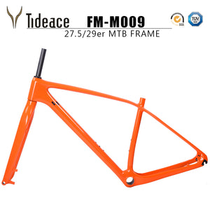 Colorful frame and fork 2018 Full Carbon MTB Framesets Carbon fiber Mountain Bike Frameset 29er*15/17/19/21'' with 29er fork - topfixie-fixie-fixed-bike-bikes-bicycle-best-2018-cheap-quality-free-bicicleta-fixie-barata-calidad