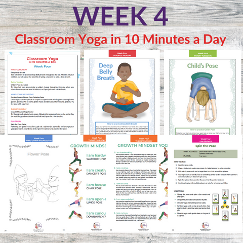 classroom yoga for kids