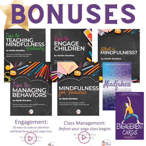 Mindful Kids Bonuses