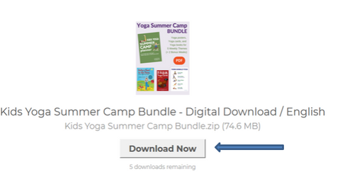 Download Troubleshooting - Kids Yoga Stories   Yoga stories for kids