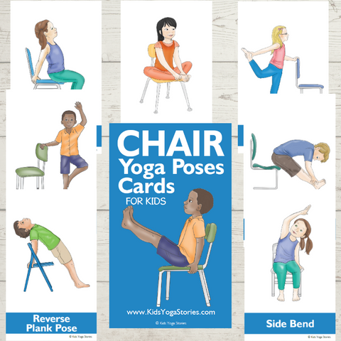 chair yoga for kids
