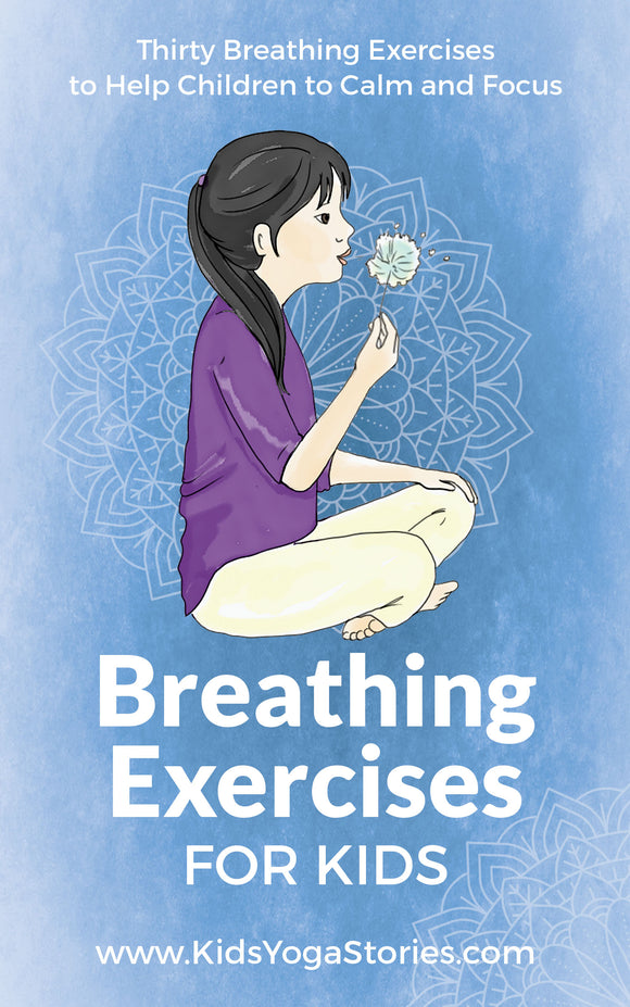 Breathing Exercises for Kids Book
