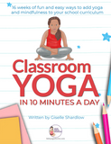 Classroom Yoga in 10 Minutes a Day - Standard