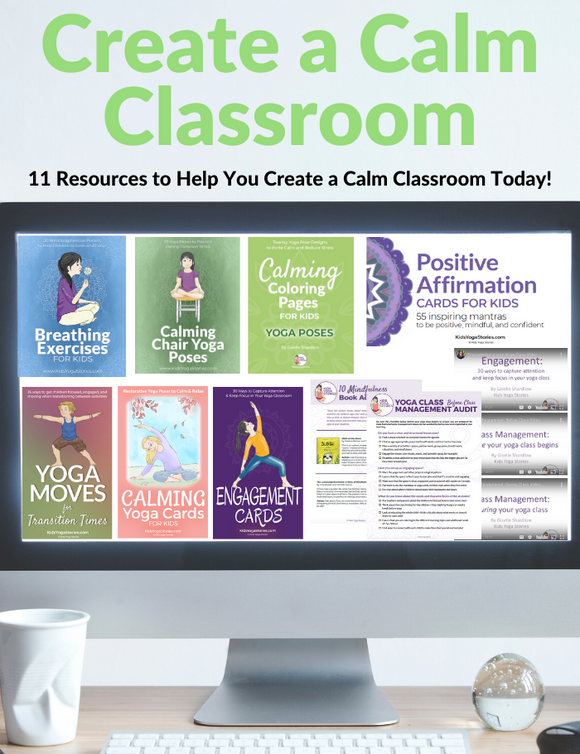 Create a Calm Classroom Bundle