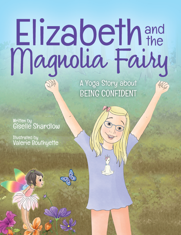 Elizabeth and the Magnolia Fairy