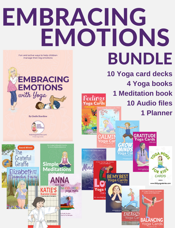 Embracing Emotions with Yoga Bundle