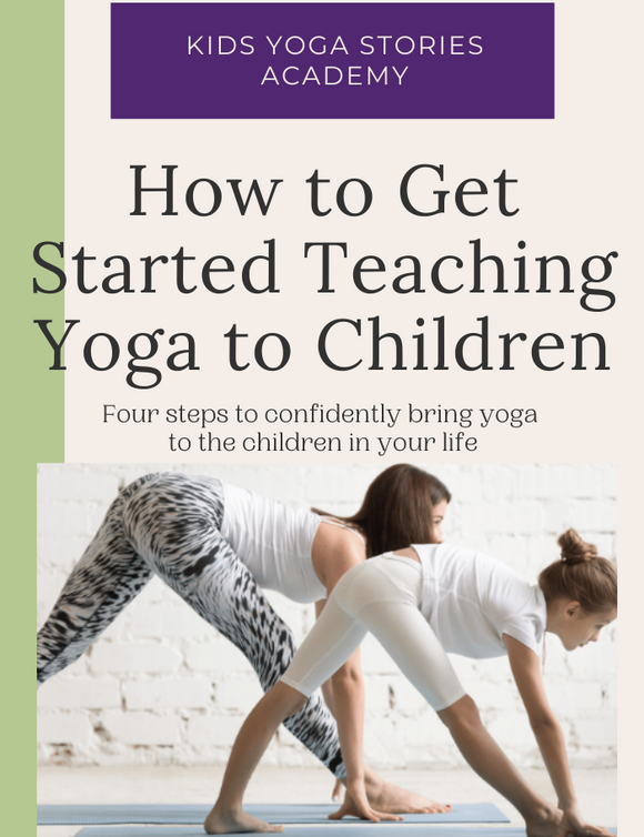 How to Get Started  Teaching Yoga to Children - FREE