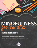 Mindful Kids in 10 Minutes a Day: Preschool-2nd (Workbook + Video Series)