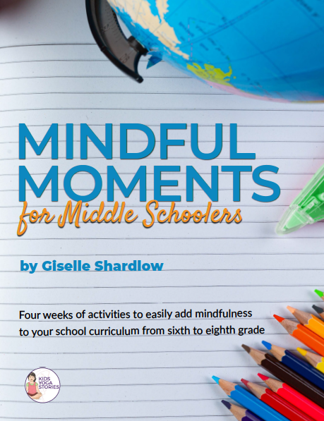 Mindful Moments for Middle Schoolers