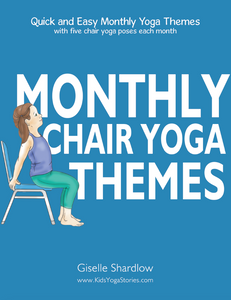 Monthly Chair Yoga Themes
