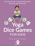 Yoga Dice Games for Kids