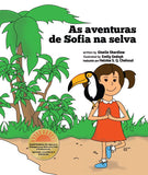 Sample pages or images for sophias jungle adventure