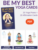 Be My Best Yoga Cards for Kids