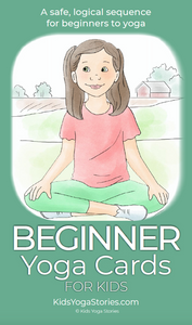 Beginner Yoga Cards for Kids