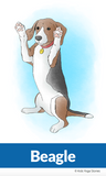 Dog Yoga Cards for Kids