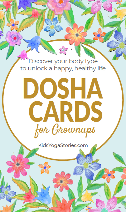Dosha Cards for Grownups