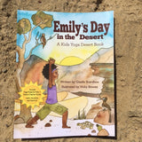 Emily's Day in the Desert