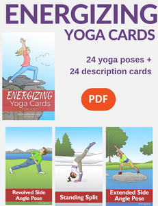 Energizing Yoga Poses for Kids