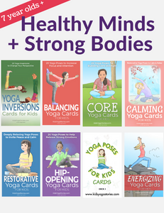 Healthy Minds + Strong Bodies Pack