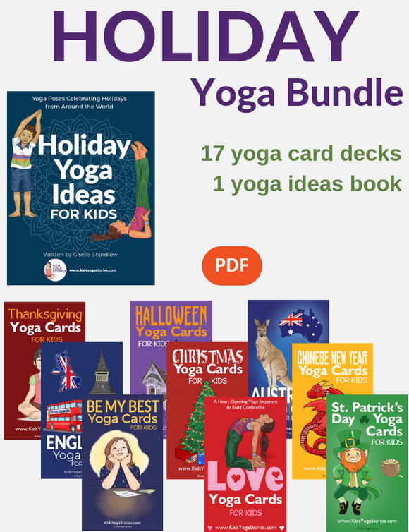 Holiday Yoga Bundle