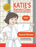 Sample pages or images for katies karate class