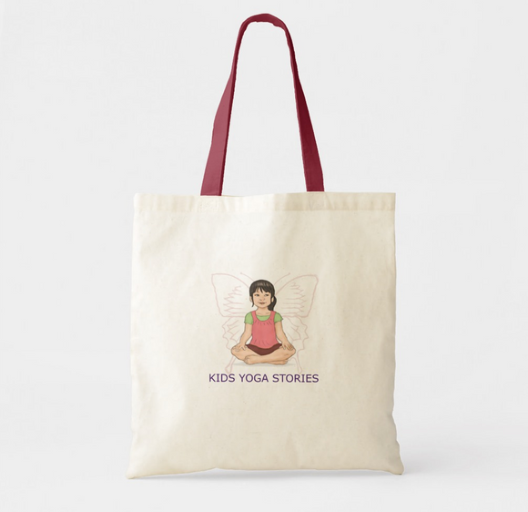 Kids Yoga Stories Yoga Bag